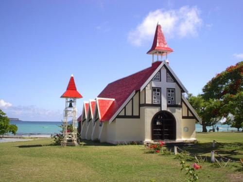Ile aux Cerf Kapelle