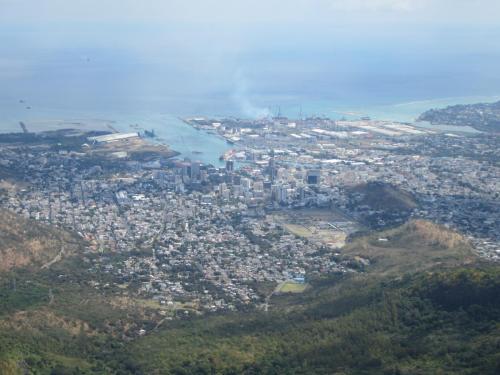 Mauritius Wanderung auf den Berg Le Pouce