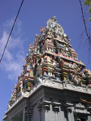 Port-Louis-Tempel